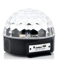 LED Music Activated Light Ball - Magistrobe