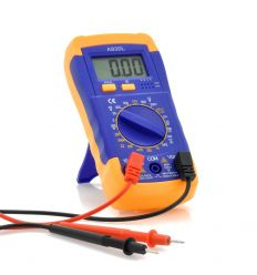 8 Function Digital Multimeter