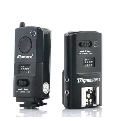 2.4GHz Flash Trigger - Aputure Trigmaster II