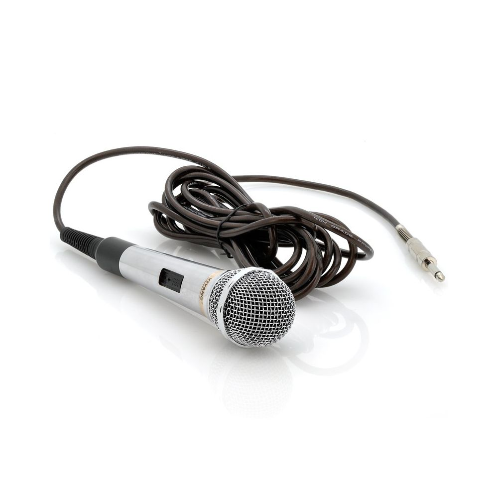 wired dynamic microphone   5 meter cable