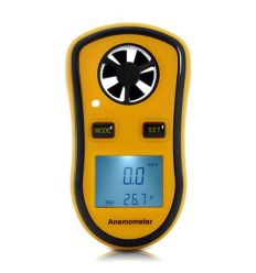 Digital Anemometer with Thermometer