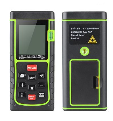 Digital Laser Measuring Tool