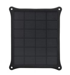 5W Portable Solar Panel Charger (Black)