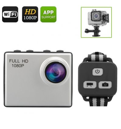 12MP Sports Wi-Fi Camera IM-AFW-DV117 Cameras & Photography