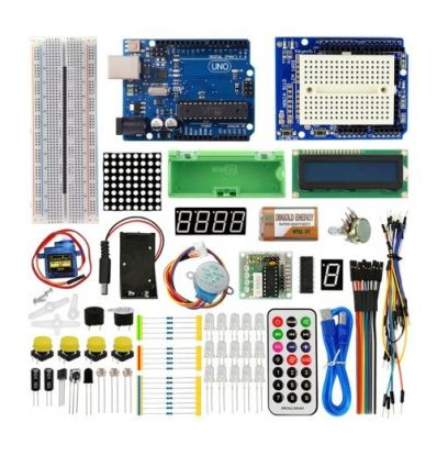 LDTR - Z1 UNO R3 Arduino Basic Starter Learning Kit IM-DIY0016