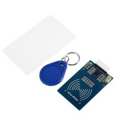 LDTR - WG0015 RFID - RC522 RF IC Card Sensor Module Kit with Key Chain