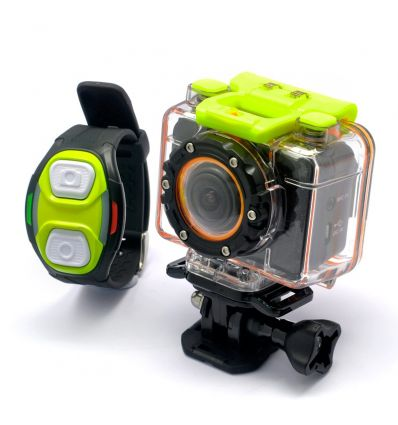 Full HD Sports Action Camera - Helix IM-FU-I348 Cameras &