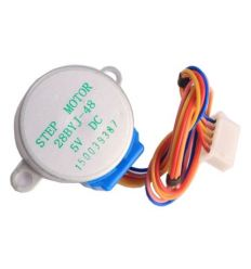 DC 5V Deceleration Stepper Stepping Motor 4-Phase