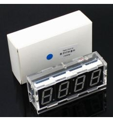 SZ-0001 Microcontroller LED Digital Clock