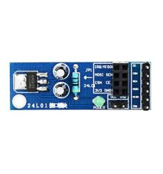 NRF24L01 Wireless Module With AMS1117 3.3V Stable Chip 8 Pin Socket
