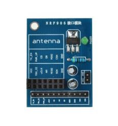 14 Pin NRF905 Wireless Module with AMS1117 3.3V Stable Chip
