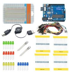 TB - 00014 UNO R3 Development Board Kit - Mixed Colours