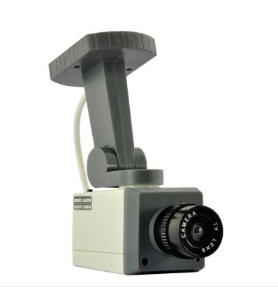 Dummy Security Camera w/ Motion Detection IM-XR-I239 Security