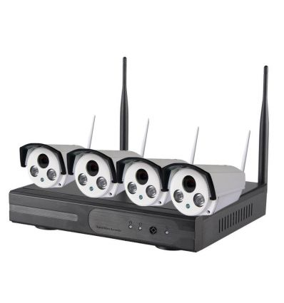 4 Channel WiFi NVR CCTV Camera Kit IM-AIA-I632 CCTV Cameras