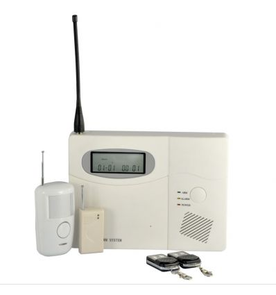 100 Wireless Connection Alarm System IM-JD-G422 Security