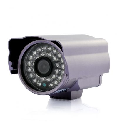 Security Camera with Sony Exview HAD CCD IM-KT-I222 Security