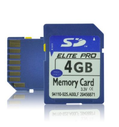 4GB SD Card IM-FW-K10-4GB Computers & Software