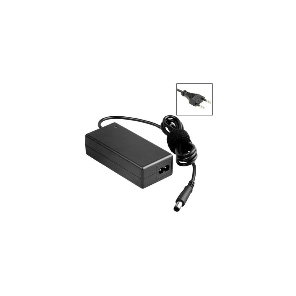 Bargain Eu Plug Ac Adapter 185v 35a 65w For Hp Compaq Notebook Adaptor Charger Kw