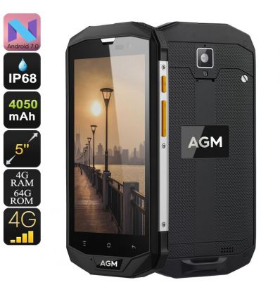 AGM A8 Rugged Smartphone Phones Product | Products