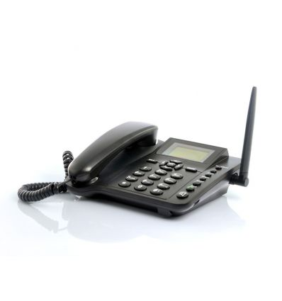 Wireless Quadband GSM Desk Phone IM-VO-M281-N1 Phones