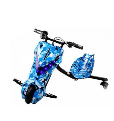 Sceedo 360 Electric Tricycle TRI-360-CAMO Sports & Outdoors