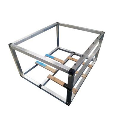 6 GPU Stackable Open Air Mining Rig Frame