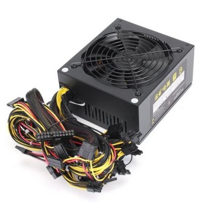 1250W ATX Mining Power Supply PSU1250 Electronics
