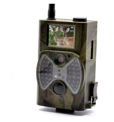 1080p GSM Hunting Camera w/ PIR - Wildview IM-ZM-OG24 Sports &
