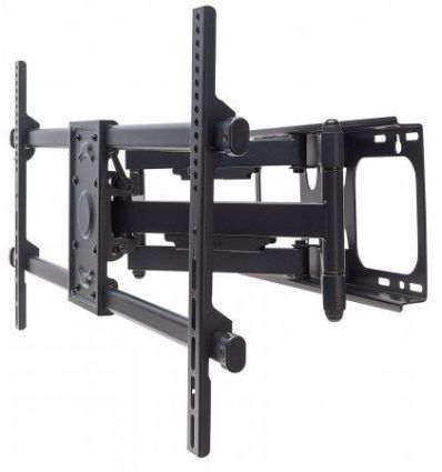 """Full Motion Large Screen TV Wall Mount 37"""" - 90"""""""