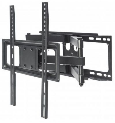 "Full-Motion TV Wall Mount - 32"" – 55"" Flat-Panel / Curved"