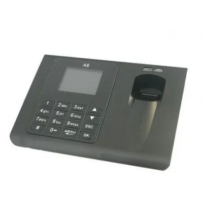 Fingerprint Attendance Clock Bio-metric Time Monitor