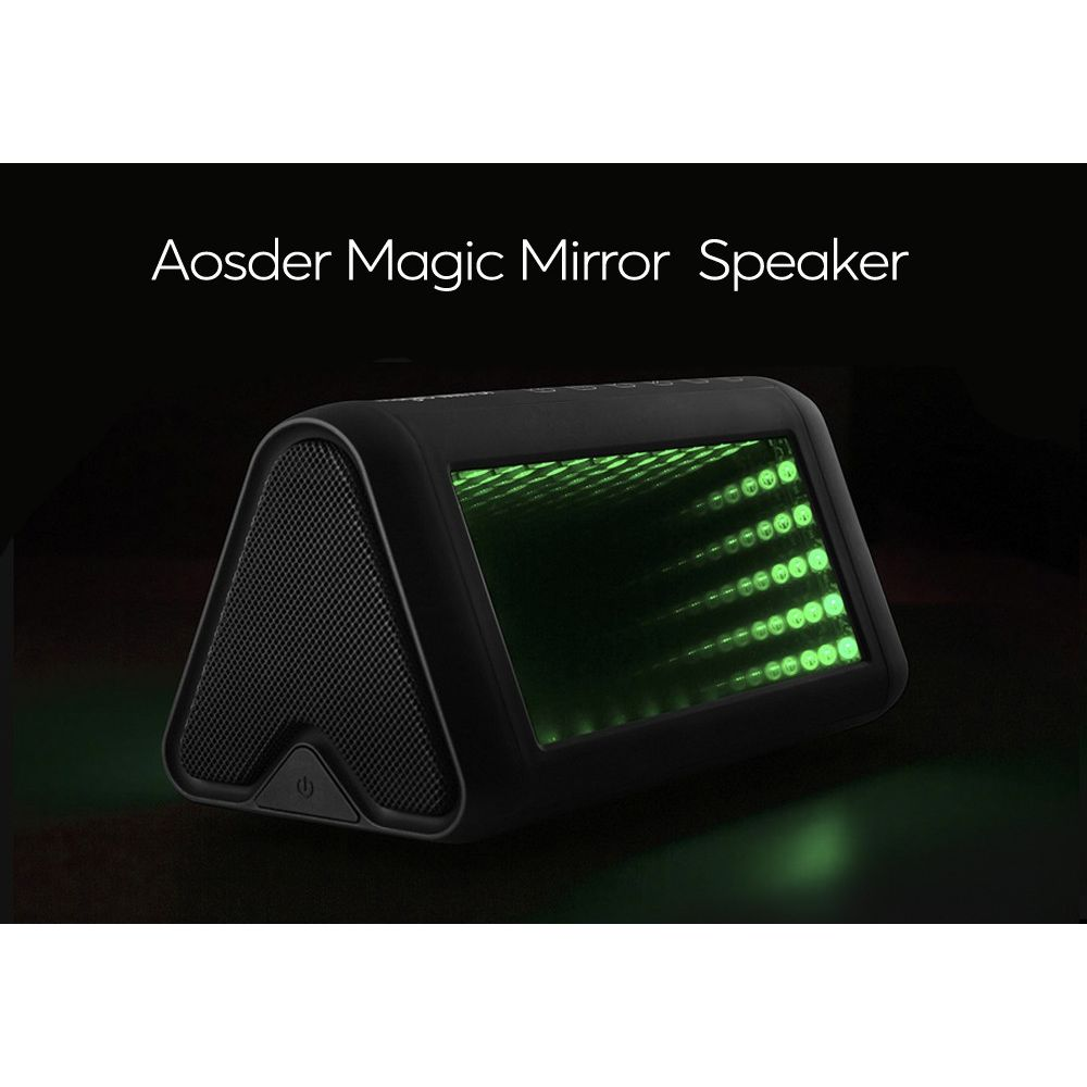 Buy Aosder Magic Mirror Bluetooth Speaker Online In South Africa