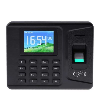 Fingerprint + RFID Time Attendance Machine