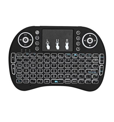 Wireless Keyboard, Game Controller IM-NP-A250 Black Friday Tech