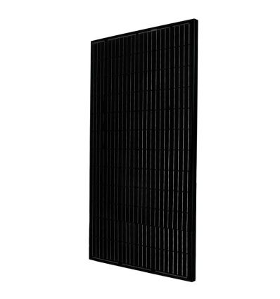 350W Black Mono Solar Panel PV Power Module
