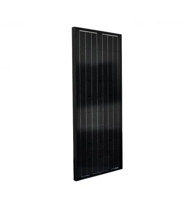 All Black 100W Mono Solar Panel PV Power Module