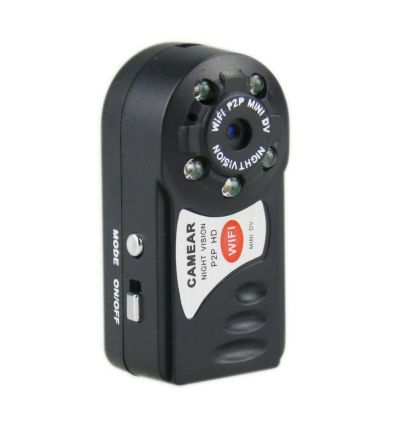 Q7 Mini Hidden Spy Camera P2P Wifi DV