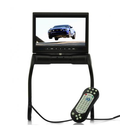 8.5 Inch LCD Armrest Monitor w/ DVD Player IM-AAO-C201 DIY &