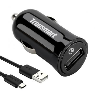 Tronsmart USB Car Charger Adapter IM-AFY-A454 DIY & Auto