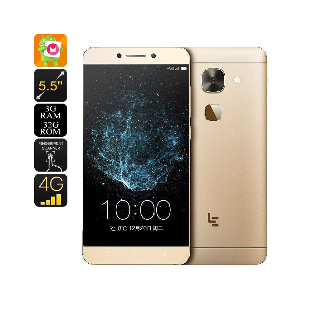Letv Leeco Le S3 X622 Android Phone 5 5 Inch Fhd