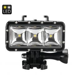 30M Waterproof LED Light For Action Camera
