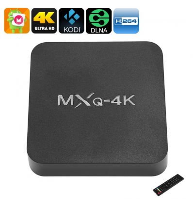 Mxq 4k Tv Box Android Smart Media Player For Sale