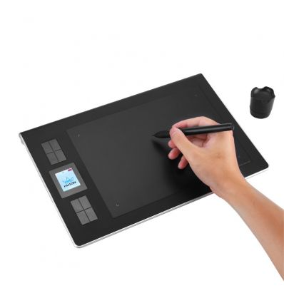 Huion DWH69 Wireless Graphics Tablet IM-ZB-B138 Computers &