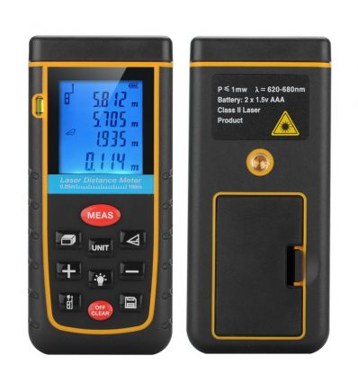 Digital Laser Tape Measure IM-ACZ-G717 Electronics