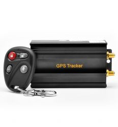 GPS Car Tracker with Central Door Locking