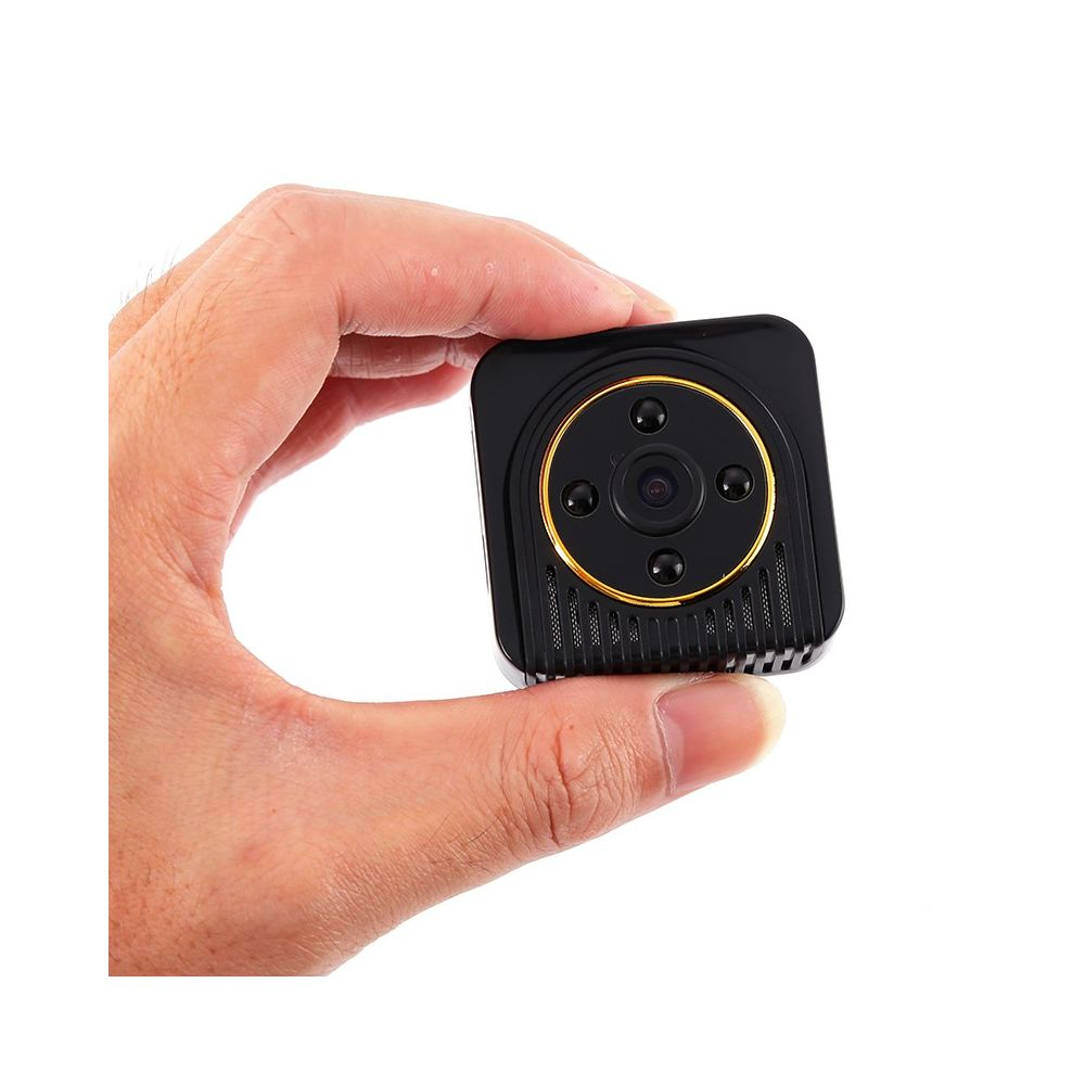 Mini WiFi Camera - 10MP CMOS, 720p HD Footage, 150-Degree