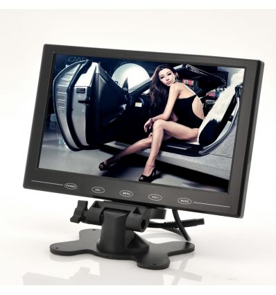 9 Inch TFT LCD Monitor For In-Car Headrest IM-TM-C182 DIY &