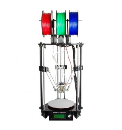 Geeetech Rostock 301 Mix Color 3D Printer IM-AJF-G822