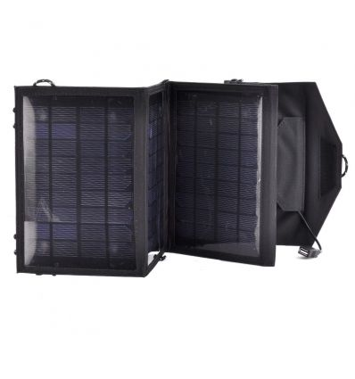 Portable Folding Solar Panel for Camping IM-ADG-S83 Sports &
