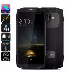 Blackview BV9000 Pro Rugged Phone (Grey)